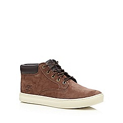 Timberland - Brown 'Dauset' Chukka boots