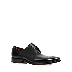 Loake - Black 'Crawford' shoes