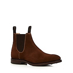 Loake - Brown 'Chatsworth' Chelsea boots