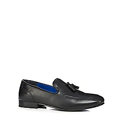 Red Tape - Black 'Ampthill' loafers