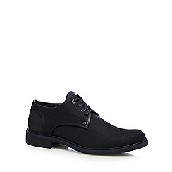 G-Star Raw - Blue 'Dock' lace up derby shoes