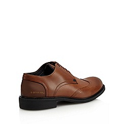 G-Star Raw - Dark tan 'Warth' shoes