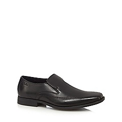 Clarks - Black 'Acre out' shoes