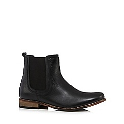 Lotus Since 1759 - Black 'Shasta' Chelsea boots
