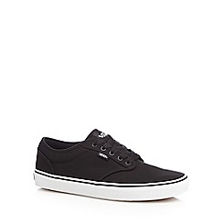 Vans - Black 'Atwood' trainers