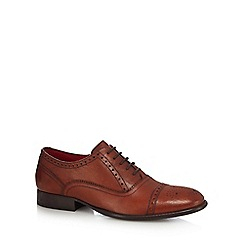 Base London - Tan leather 'Raeburn' brogues