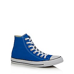 Converse - Blue 'All Star' high tops
