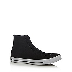 Converse - Black trainers