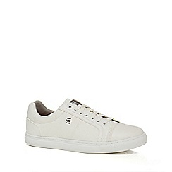 G-Star - White 'Toublo' trainers