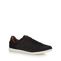 Jack & Jones - Black 'Belmont' trainers