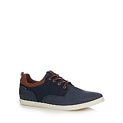 Jack & Jones - Navy 'Vaspa' trainers