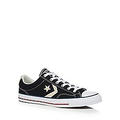 Converse - Black 'All Star' trainers