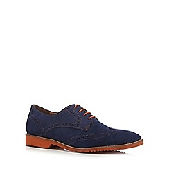 Lotus Since 1759 - Blue 'Ellison' brogues