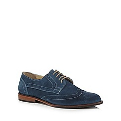 Lotus Since 1759 - Blue 'Larkin' brogues