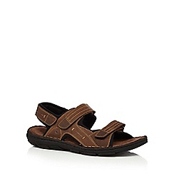 Lotus Since 1759 - Brown 'Kennedy' sandals