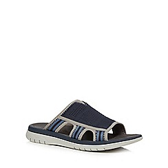 Clarks - Navy 'Balta Ray' sandals