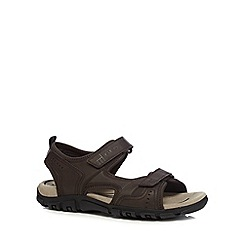 Geox - Brown 'Strada' sandals