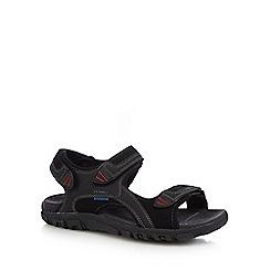 Geox - Black 'Strada' sandals
