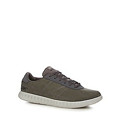 Skechers - Grey 'On the Go Glide' trainers