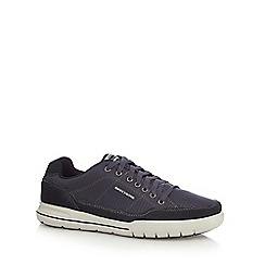 Skechers - Navy 'Arcade II Circulate' trainers