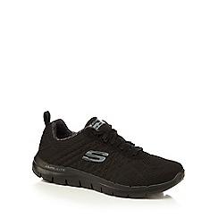 Skechers - Black 'Flex Advantage 2.0' trainers