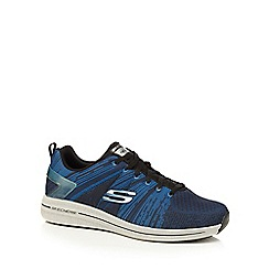 Skechers - Blue 'Burst 2.0' trainers