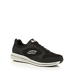 Skechers - Black 'Burst 2.0' trainers