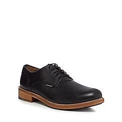 Ben Sherman - Black leather 'Pat' lace up shoes