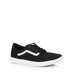 Vans - Black 'Chapman' trainers
