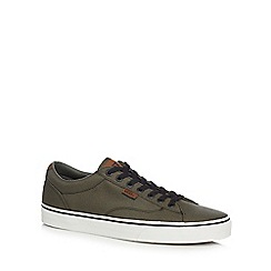 Vans - Green 'Dawson' lace up trainers