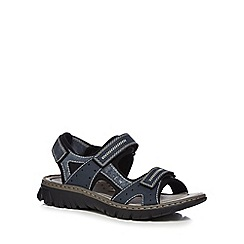Rieker - Navy walking sandals
