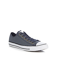 Converse - Blue 'Chuck Taylor All Star' trainers