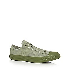 Converse - Green 'All Star' trainers
