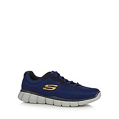 Skechers - Navy 'Equalizer 2.0' trainers