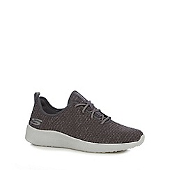 Skechers - Grey 'Burst' trainers