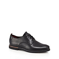 Timberland - Black 'Brook' Oxford shoes