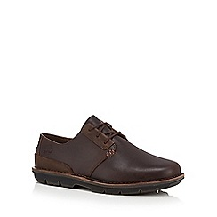 Timberland - Dark brown 'Coitlin' Oxford shoes