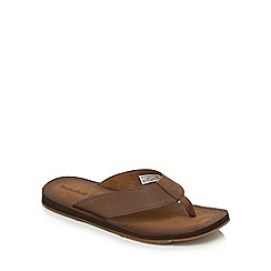 Timberland - Brown 'Wild Dunes' sandals