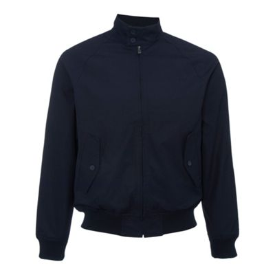 Ben Sherman Navy classic harrington jacket
