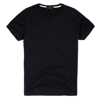 Navy warren t-shirt