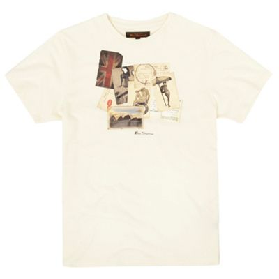 Off white vintage print t-shirt