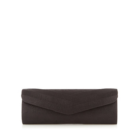 Debut - Black clutch bag