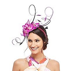 Star by Julien Macdonald - Purple orchid headband