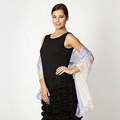 Debut - Lilac ombre floaty silk stole