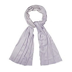 Debut - Light purple reversible pashmina