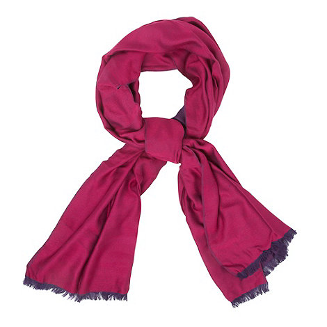 Debut - Pink reversible pashmina