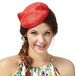 Floozie by Frost French - Red ears button headband