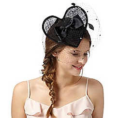 Floozie by Frost French - Black sequin heart headband