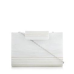 No. 1 Jenny Packham - Designer ivory mother of pearl clutch bag