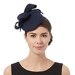 J by Jasper Conran - Navy looped fascinator